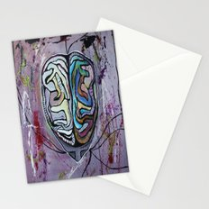 A Colorful Mind Stationery Cards