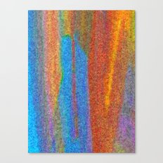 Orange Falls Canvas Print