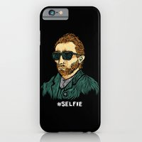 iPhone & iPod Case featuring Van Gogh: Master of the #Selfie by Boots