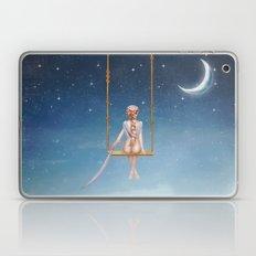 The Lovely Girl Shakes O… Laptop & iPad Skin