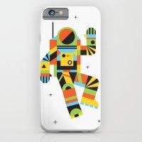 Hello Spaceman iPhone 6 Slim Case