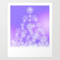 Winter Joy Art Print