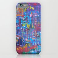 iPhone & iPod Case featuring Nothing Lasts Forever All is Eternal by Reid