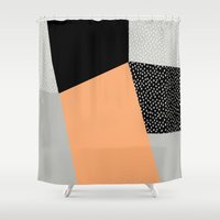 Fields 3 Shower Curtain