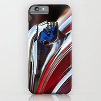 Retro Pontiac hood ornament from the Goodguy's Auto show iPhone 6 Slim Case