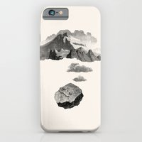 iPhone Cases featuring Boulder Dreams by Rick Crane