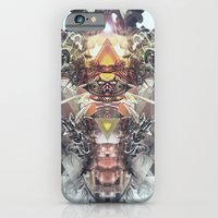 iPhone & iPod Case featuring Avenging Angel by Andre Villanueva