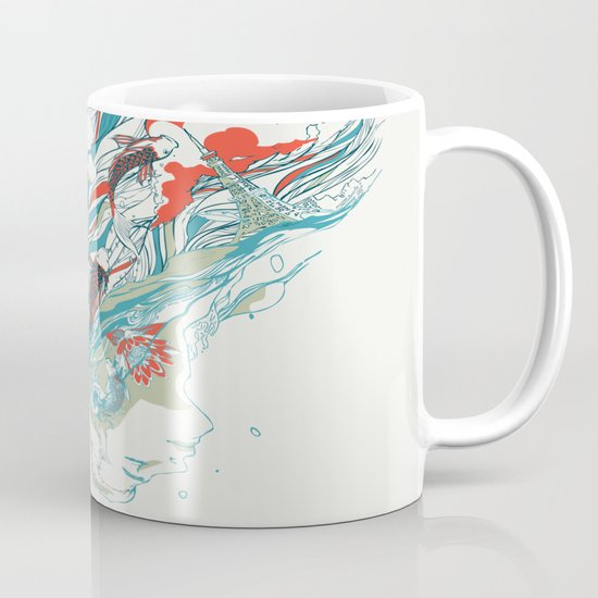 Colours In The Sky Mug
