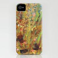 iPhone Cases featuring work in progress by Duller/Stippl