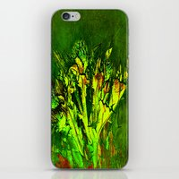 Thistle And Weeds iPhone & iPod Skin