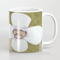 Flower Men Mug