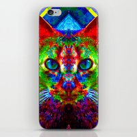 Sir Parker The Chromatic… iPhone & iPod Skin
