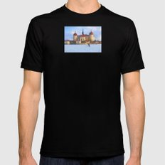 Cinderella´s Fairytale … Mens Fitted Tee Black SMALL