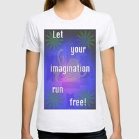 Let it run! Womens Fitted Tee Ash Grey SMALL