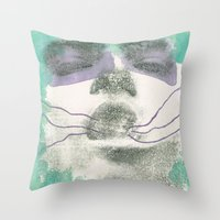 Let Yourself Go Throw Pillow