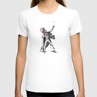Chief Of The Court Womens Fitted Tee White SMALL