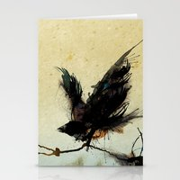 Sweet Bird Stationery Cards