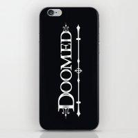 Doomed iPhone & iPod Skin