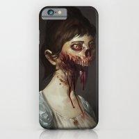 Old Zombie Portrait iPhone 6 Slim Case