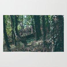 Secret Forest Rug