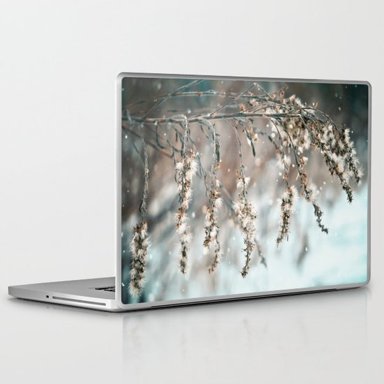 Delicate Balance Laptop & iPad Skin