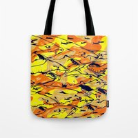 Shark: The Swarm Tote Bag