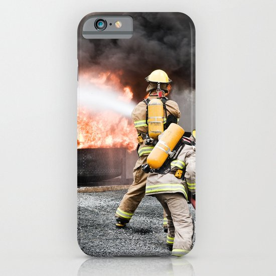 Firefighting iPhone & iPod Case