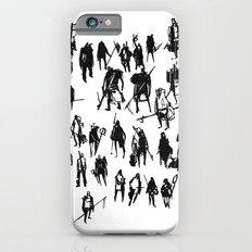 Little Warriors iPhone 6 Slim Case