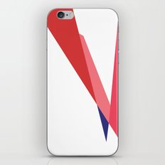 Bowie iPhone & iPod Skin
