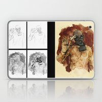 Start Talkin' (Process) Laptop & iPad Skin