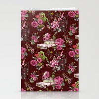 Ecto Floral Stationery Cards