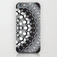Octagon Rosette 003   Mo… iPhone 6 Slim Case