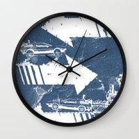Back To The Future Minim… Wall Clock