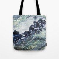 Gauley River Blues Tote Bag