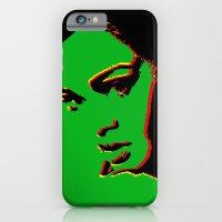 iPhone & iPod Case featuring RIHANNA III by Hileeery