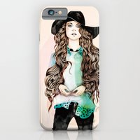 iPhone & iPod Case featuring Boho Chic  by Felicia Atanasiu