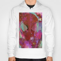 Spider Abstract Man Hoody