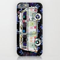 Vintage mood iPhone 6 Slim Case