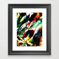 Source110 Framed Art Print