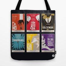 Bond #1 Tote Bag