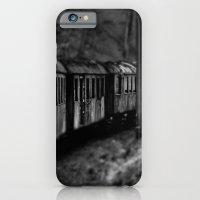Spooky Train iPhone 6 Slim Case