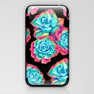 Echiveria iPhone & iPod Skin