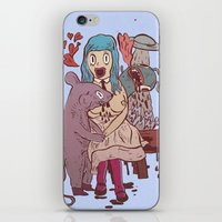 Let's Get Friendly, St… iPhone & iPod Skin
