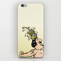 THE EMPORER'S NEW INVISI… iPhone & iPod Skin