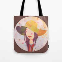 Picture Disc Tote Bag