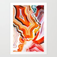 The Vivid Imagination Of… Art Print