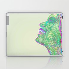 Laughing With Laptop & iPad Skin