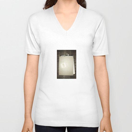 Forgive me V-neck T-shirt