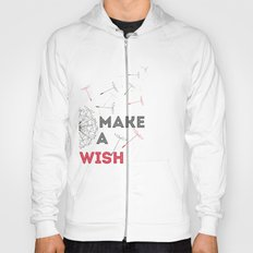 Make a wish red Hoody