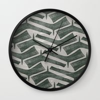 War Club Wall Clock